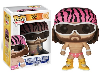 Ultimate Funko Pop WWE Wrestling Figures Checklist and Gallery 20