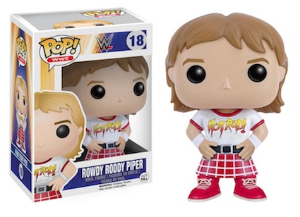 Ultimate Funko Pop WWE Figures Checklist and Gallery 32