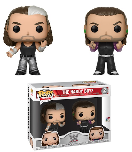 Ultimate Funko Pop WWE Wrestling Figures Checklist and Gallery 122