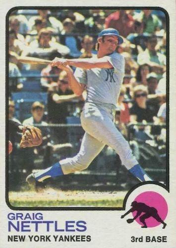 Top 10 Graig Nettles Baseball Cards 7