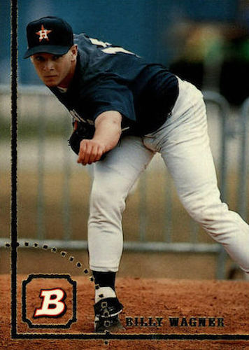 Top 10 Billy Wagner Baseball Cards 4