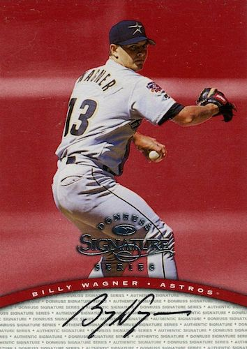 Top 10 Billy Wagner Baseball Cards 6