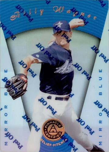 Top 10 Billy Wagner Baseball Cards 5