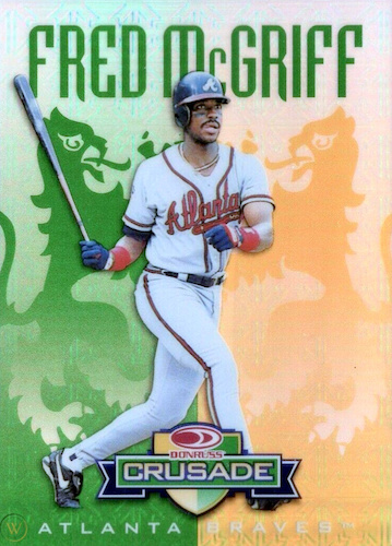 Top 10 Fred McGriff Baseball Cards 4