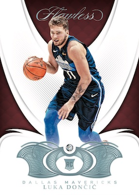 2018-19 Panini Flawless Basketball Cards 1