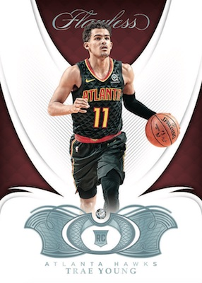 2018-19 Panini Flawless Basketball Cards 4