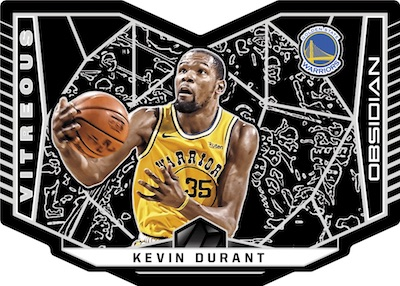 2018-19 Panini Obsidian Basketball Cards - Checklist Added 4