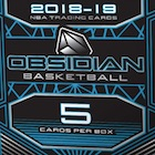 2018-19 Panini Obsidian Basketball Cards