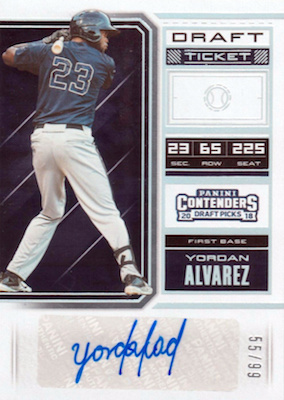 Top Options Before the Yordan Alvarez Rookie Cards 4