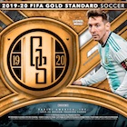 2019-20 Panini Gold Standard Soccer Cards