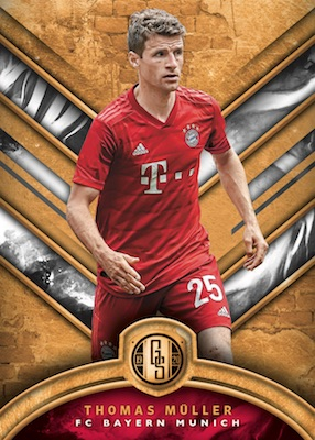 2019-20 Panini Gold Standard Soccer Cards 3
