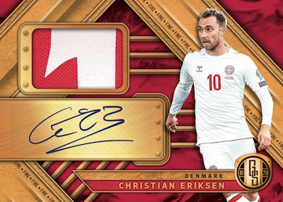 2019-20 Panini Gold Standard Soccer Cards 4
