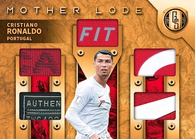 2019-20 Panini Gold Standard Soccer Cards 7