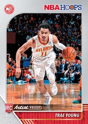 design de qualité f0e50 a6cdf 2019-20 Panini NBA Hoops Basketball Cards