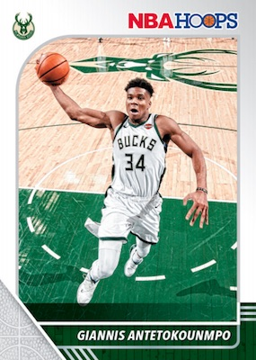 2019 20 Panini Nba Hoops Basketball Checklist Set Info Boxes Date