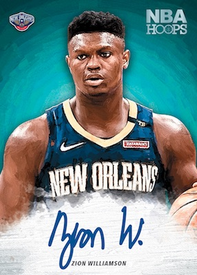 2019-20 Panini NBA Hoops Basketball Cards 9