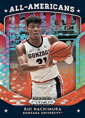2019-20 Panini Prizm Draft Picks Basketball Cards 4