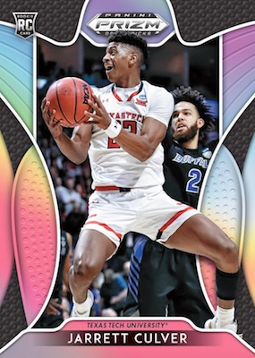 2019 20 Panini Prizm Draft Picks Basketball Checklist Set Info Box Date