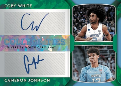 2019-20 Panini Prizm Draft Picks Basketball Cards 8