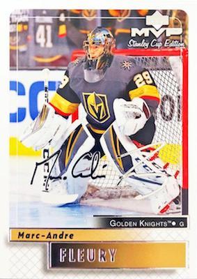 2019-20 Upper Deck MVP Hockey Cards 30