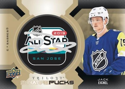 2019-20 Upper Deck Trilogy Hockey Cards 6