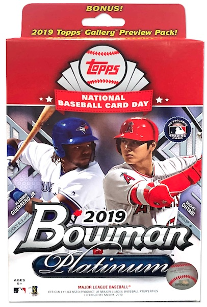 2019 Topps Gallery Baseball Cards 1