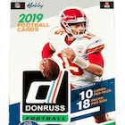 2019 Donruss Football Cards