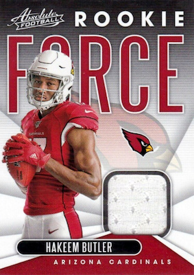 2019 Panini Absolute Football Cards 38