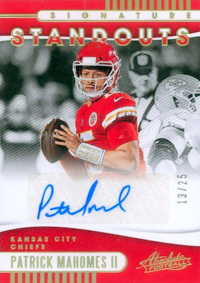 2019 Panini Absolute Football Cards 29