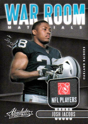 2019 Panini Absolute Football Cards 41