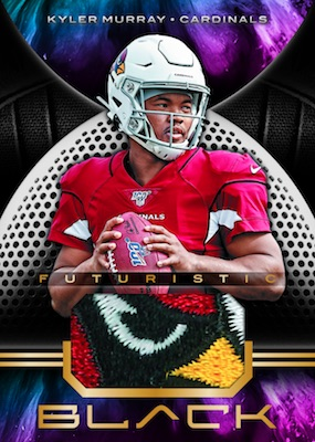 2019 Panini Black Football Cards 6