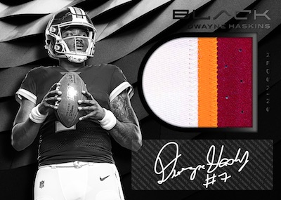 2019 Panini Black Football Cards 4