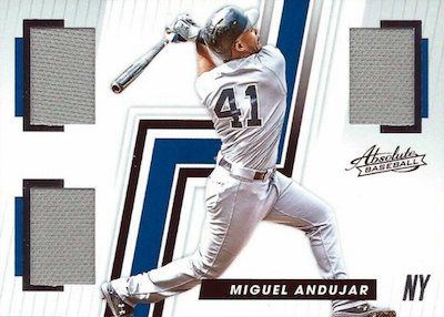 2019 Panini Chronicles Baseball Cards 49