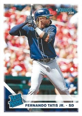 2019 Panini Chronicles Baseball Cards 34