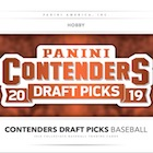 2019 Panini Contenders Draft Picks Baseball Cards