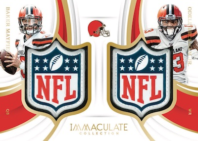 2019 Panini Immaculate Collection Football Cards 10