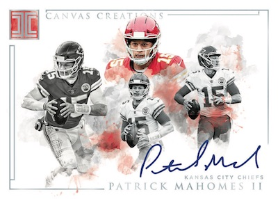 2019 Panini Impeccable Football Cards 7