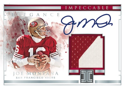 2019 Panini Impeccable Football Cards 6
