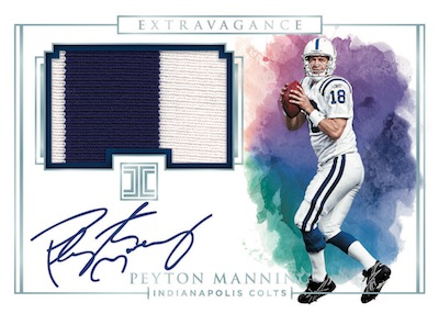 2019 Panini Impeccable Football Cards 8