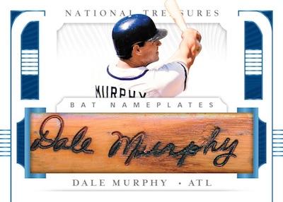 2019 Panini National Treasures Baseball Cards 5