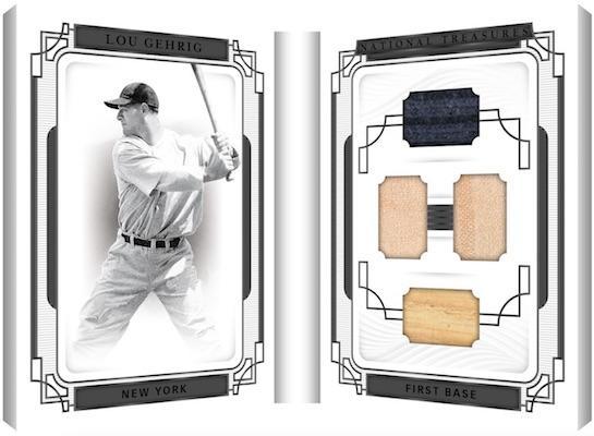 2019 Panini National Treasures Baseball Cards 6