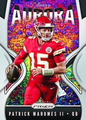 2019 Panini Prizm Football Cards 5