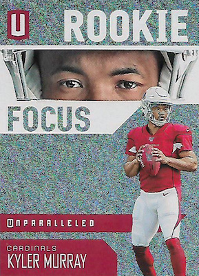 2019 Panini Unparalleled Football Cards 34