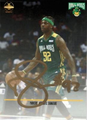 2019 Parkside BIG3 Basketball Cards 5