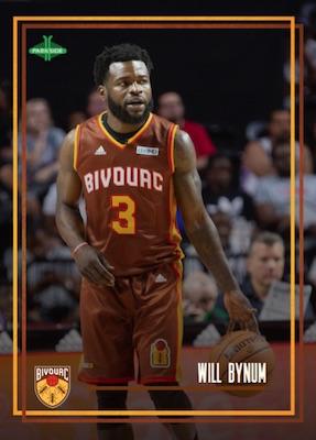 2019 Parkside BIG3 Basketball Cards 3