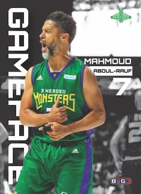 2019 Parkside BIG3 Basketball Cards 37
