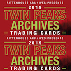 2019 Rittenhouse Twin Peaks Archives Trading Cards