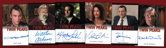 2019 Rittenhouse Twin Peaks Archives Trading Cards 3