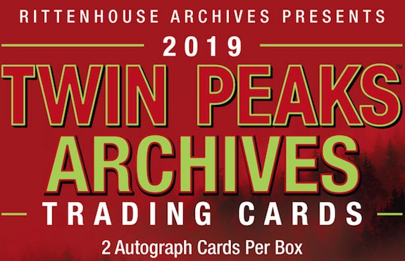 2019 Rittenhouse Twin Peaks Archives Trading Cards 5
