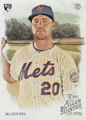 ROY! Pete Alonso Rookie Cards Guide and Top Prospects List 18